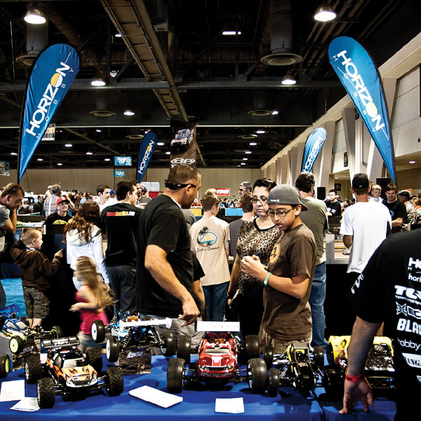 RCX Update:  Photos & Highlights from the Show Floor!  Record Attendance!