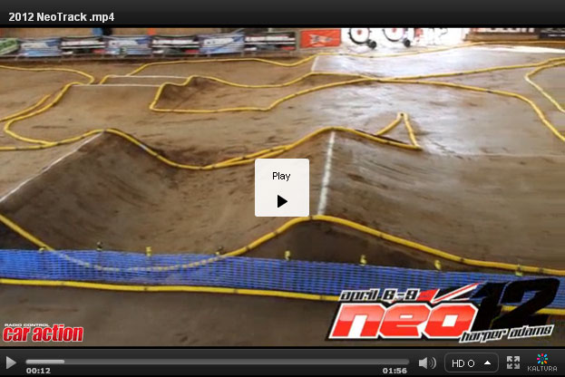 NEO12 Track Layout Video