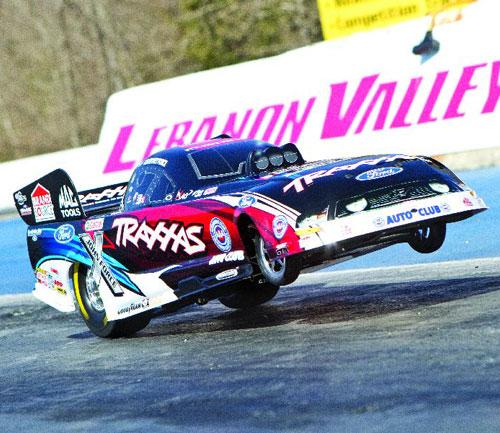 Exclusive Traxxas Funny Car