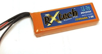 Epic ReVtech LiPo Receiver Packs For Nitro Vehicles