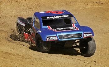 Team Associated SC10GT RTR Nitro 2WD Short Course Truck