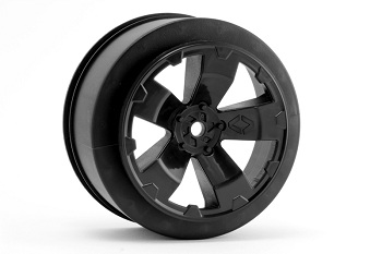 Avid 12mm Hex Adapters And Sabertooth Short Course Wheels