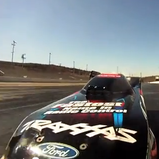 Traxxas Funny Car Video