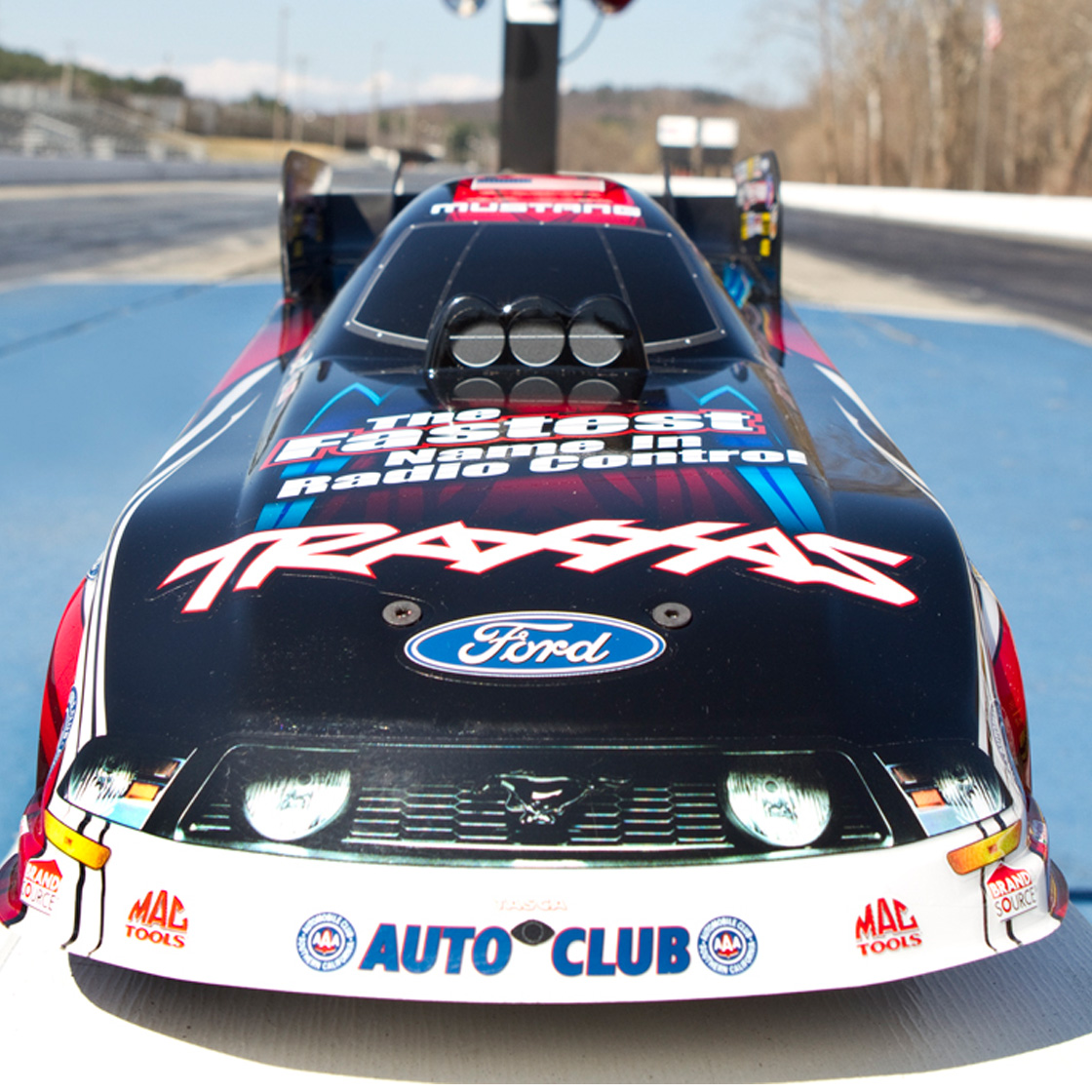 Traxxas Funny Car EXCLUSIVE!