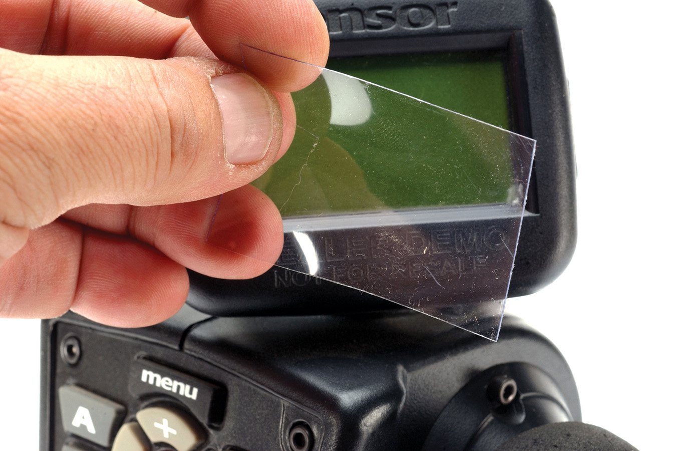 Radio LCD Protection [Top 25 Pit Tips]