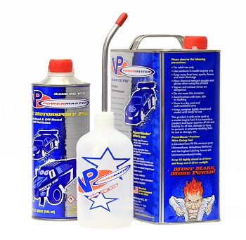 VP/PowerMaster 500cc Power Filler Fuel Bottle