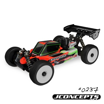 JConcepts Finnisher MBX6-R Body
