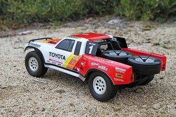 HPI RTR Ivan Stewart Edition 4WD Desert Trophy Truck