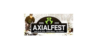 Axialfest 2012 Registration Now Open