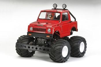 Tamiya Suzuki Jimny Wheelie