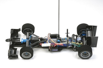 Tamiya Formula 1 F104 Version II Chassis Kit