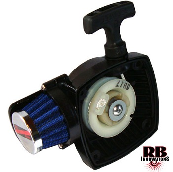 RB Innovations Pull Start Filter System For The Losi 5IVE-T