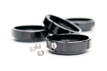 Avid Spring Collar Adapters For The Team Associated B4.1, B44.1, T4.1 And SC10