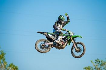 Traxxas Rider Blake Baggett Sweeps 250 Motos At Hangtown Motocross Classic