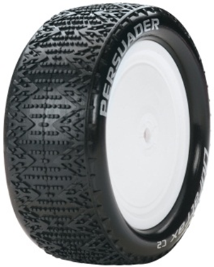 Duratrax 1/10 Buggy Tires, Wheels, And Closed Cell Foam Inserts