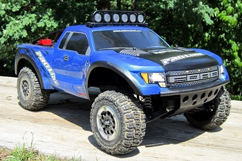 Sneak Peek At Pro-Line's New HID Light Bar Kit