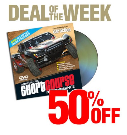 50% Off At The Air Age Store: Short Course Performance DVD [Deal Of The Week]
