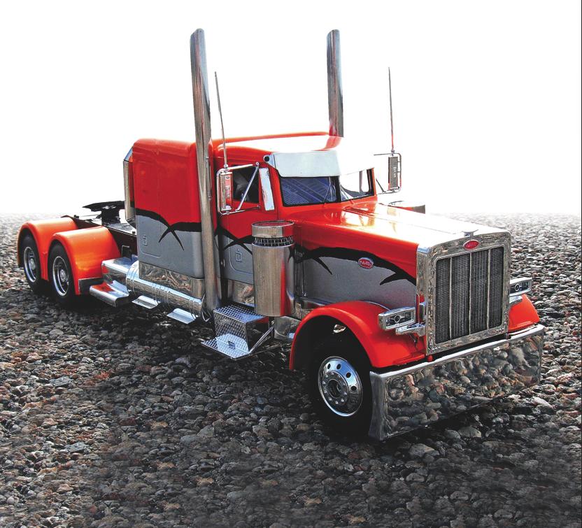 Readers' Rides: Homemade Peterbilt Show Truck [July 2012]