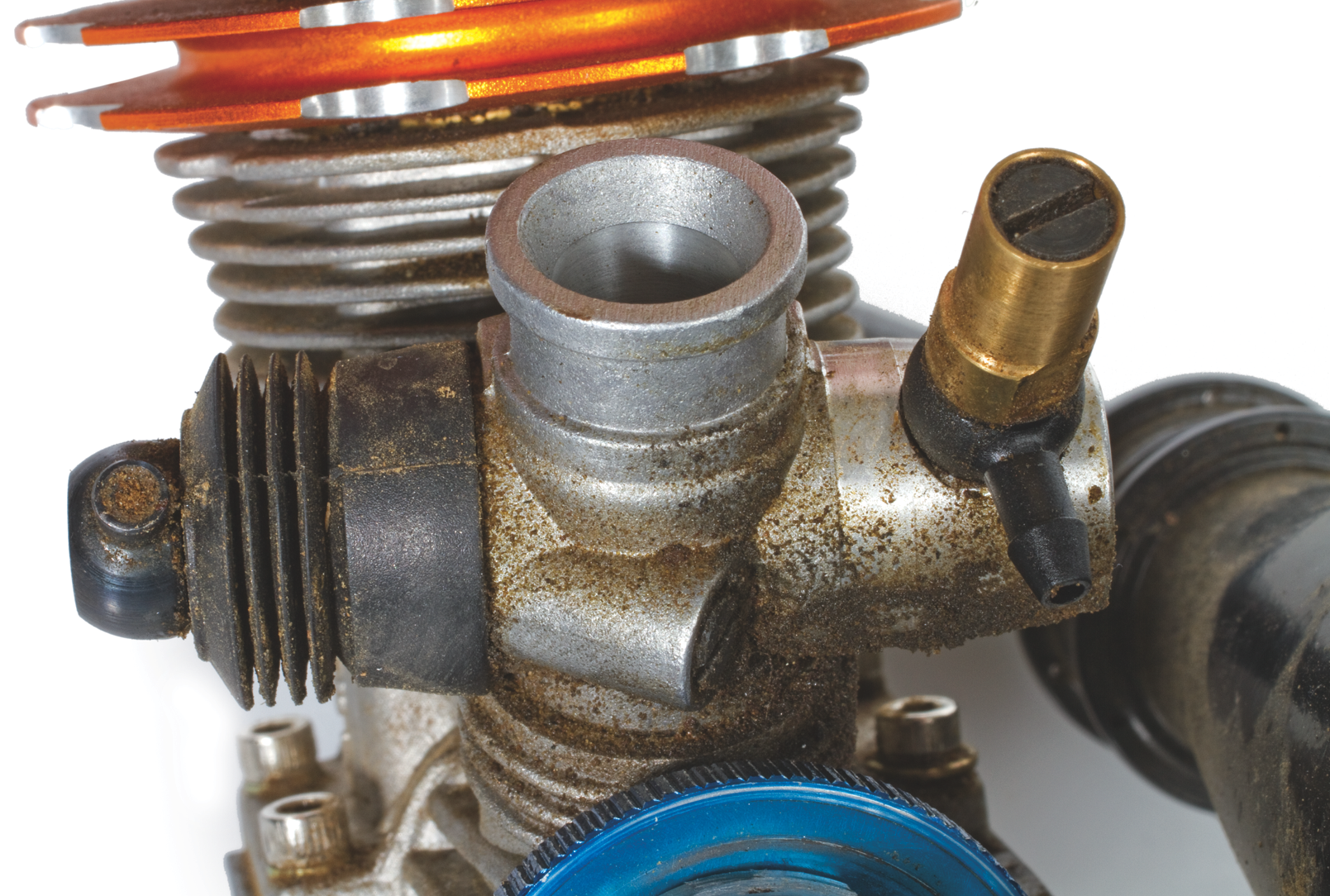 How To Troubleshoot A Nitro Engine [Carburetor]