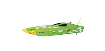 Thunder Tiger Desperado Jr. OBL 2.4GHz Catamaran RTR