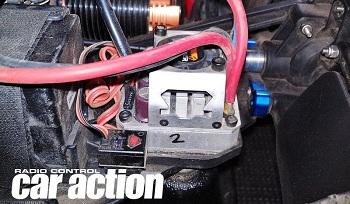Spotted: Prototype Viper RC VTX 8 ESC And 2000kv Brushless Motor