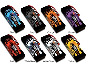 MaxAmps.com Race Edition LiPos Now Available In Eight Different Colors