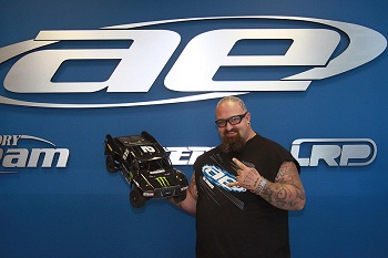 Team Associated Welcomes Ton Jones To Their Team Of Celebrity Partners