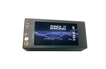 Punch It Racing HV Series LiPo Batteries