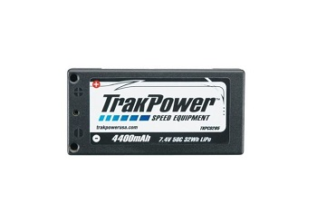 TrakPower LiPo Packs With Deans Ultra Plugs