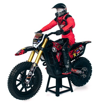 Atomik RC Brian Deegan Metal Mulisha MM450 Dirtbike