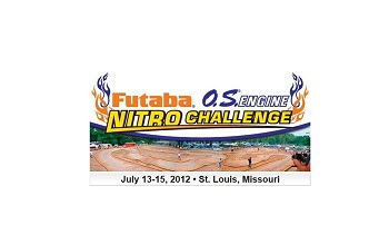 6th Annual Futaba/O.S. Nitro Challenge At The St. Louis Dirt Burners Track, July 13th – 15th