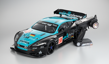 Kyosho Inferno GT2 Race SPEC Aston Martin Racing DBR9