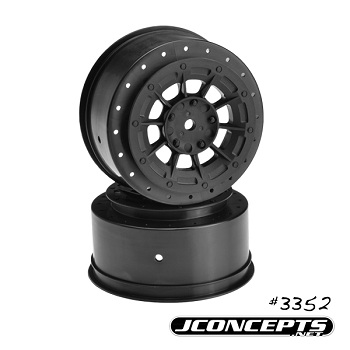 JConcepts Hazard Wheels For The Losi TEN-SCTE