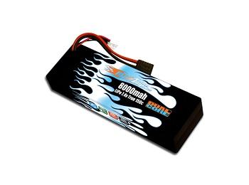 MaxAmps.com 8000mah Dual Core 150C LiPo Battery Packs