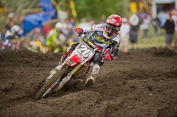 Team Associated's Justin Barcia Takes The Overall Win In Round 3 Of The Lucas Oil Pro Motocross Championship
