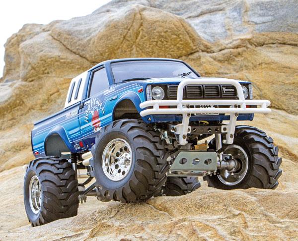 Tamiya Bruiser  – The Truck, the Myth, the Legend