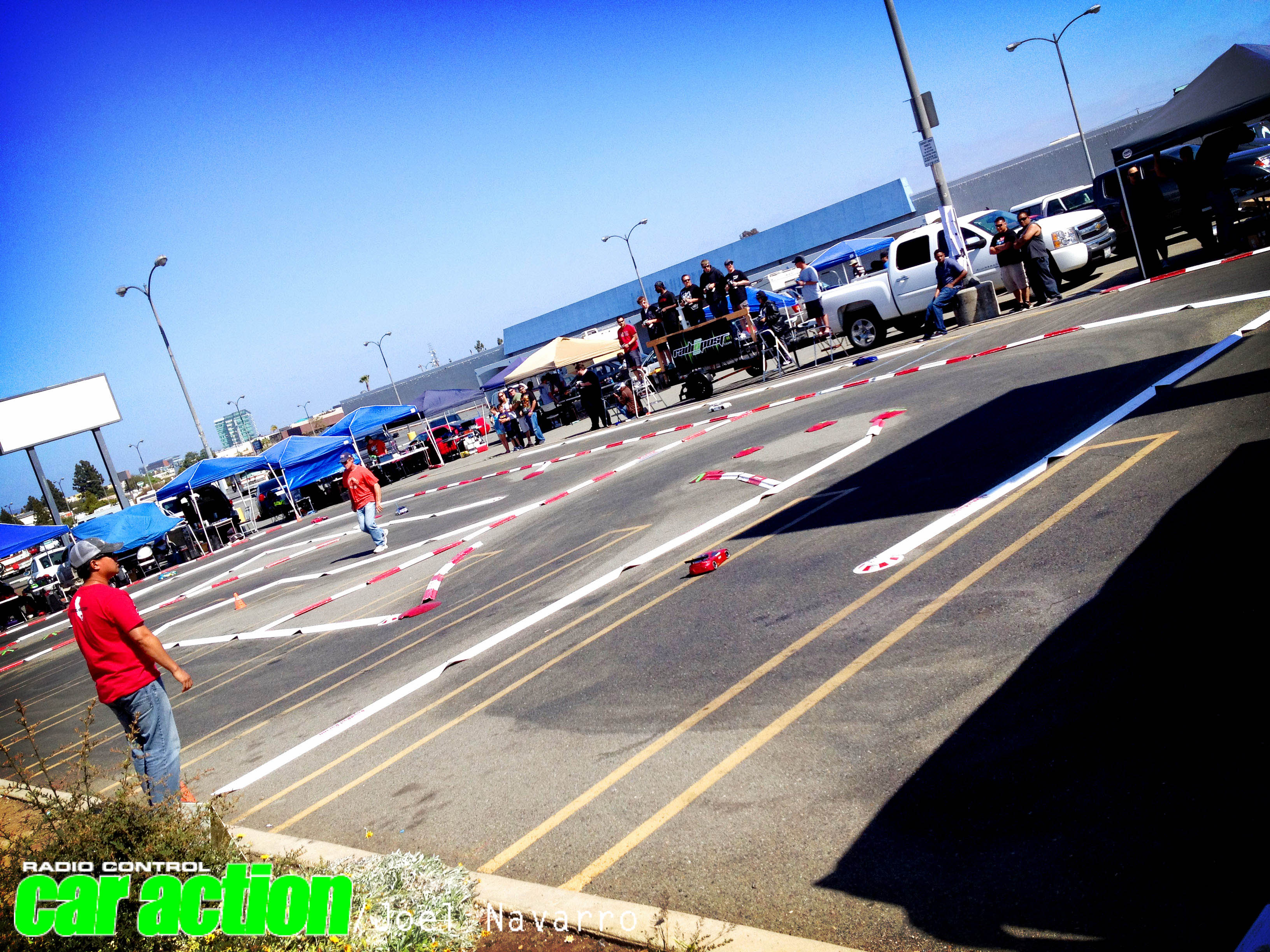 Parking Lot Racing is back in San Diego! [Video][Photos]