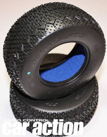 RC Car Action World Exclusive: First Look At JConcepts' New 3Ds SC Tire