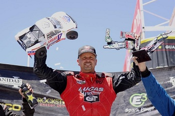 Team Associated's Carl Renezeder Takes Home His 98th Short Course Win