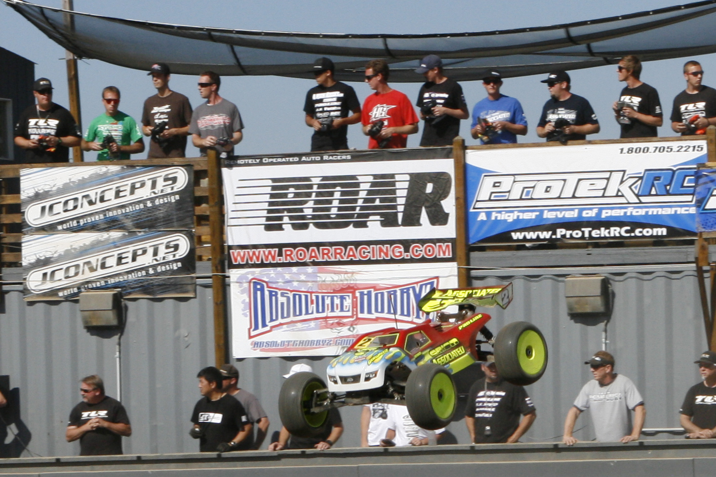 2012 ROAR 1/8 Fuel Off-Road Nationals – Round 3