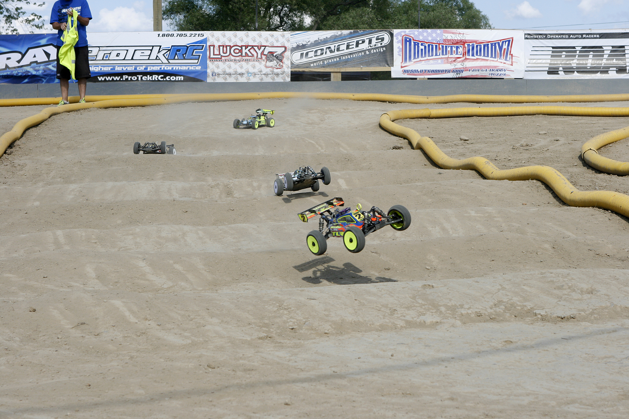 2012 ROAR 1/8 Fuel Off-Road Nationals – Round 4