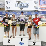 Truggy podium