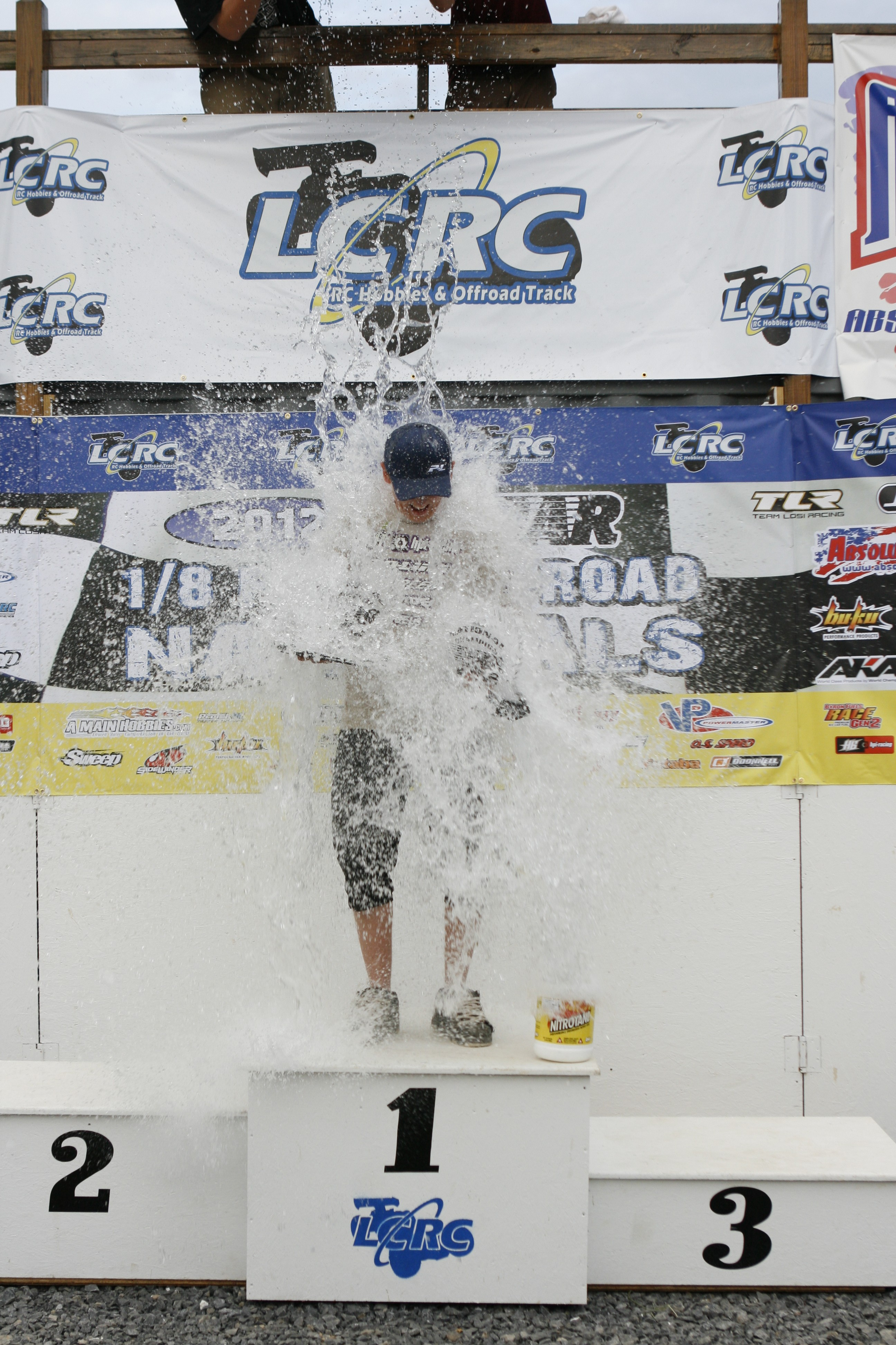 2012 ROAR Fuel Off-Road Nationals – Ty Tessmann Sweeps!
