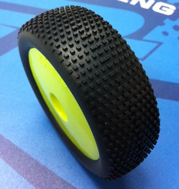 Sneak Peek At New Pro-Line Tire