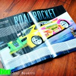 The Test Drive review of the AE TC6.1 is in the current August issue of RC Car Action. Check it out!