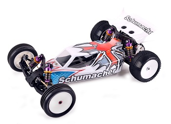 Schumacher Cougar SVR 1/10 Competition 2WD Buggy
