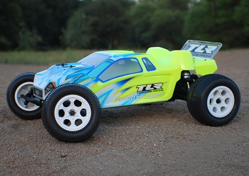 DE Racing Trinidad ST Wheels For The TLR 22T