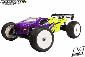 Mugen MBX-6TR Silver Carbon Race Edition 1/8 Nitro Truggy