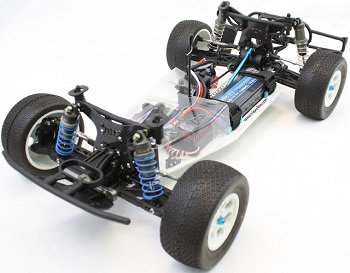 MIP Pro4mance Chassis And Tuning Pak For The Losi TEN-SCTE
