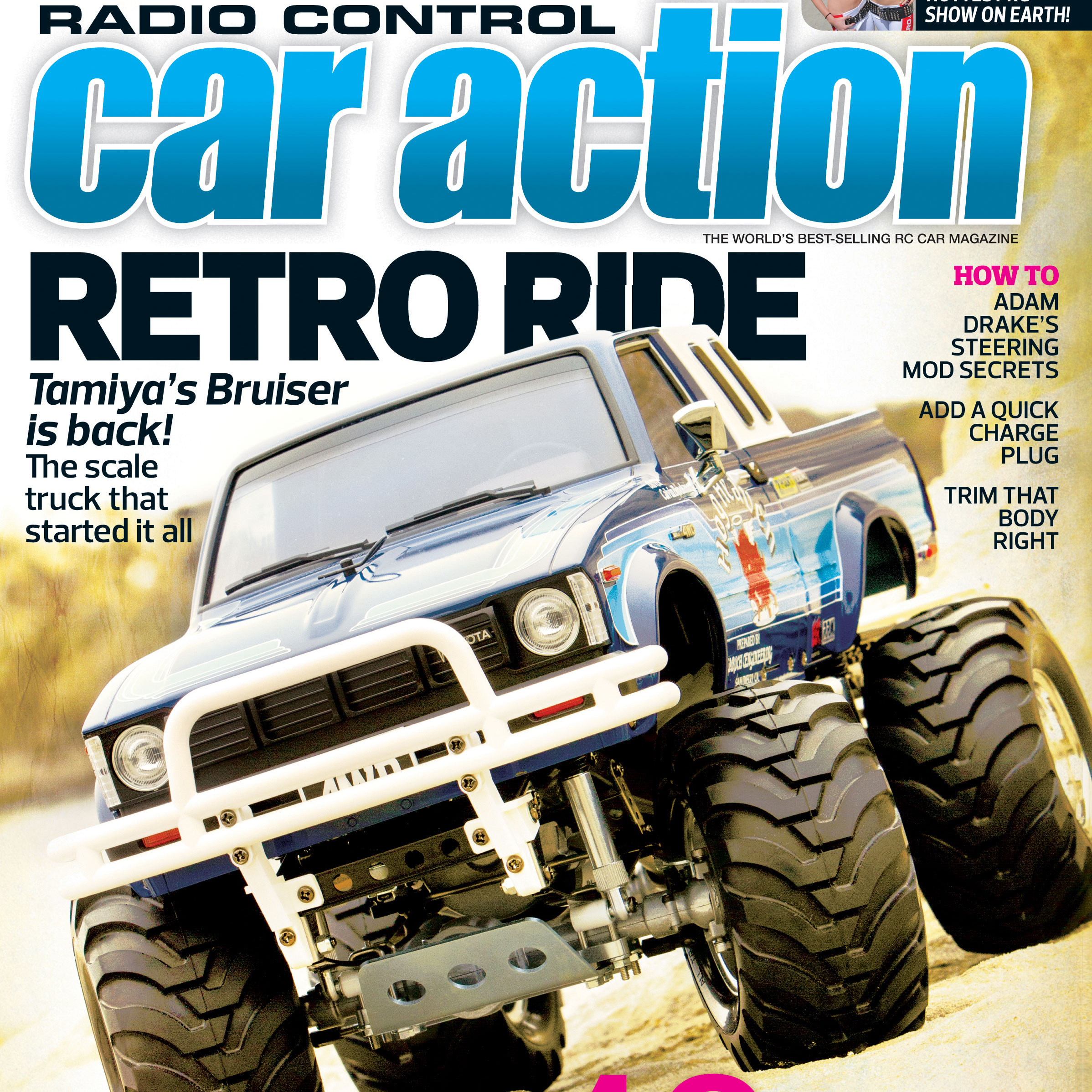 August 2012 Radio Control Car Action magazine on sale now.  Check out some photos on the members site!